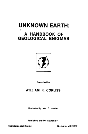 Unknown Earth