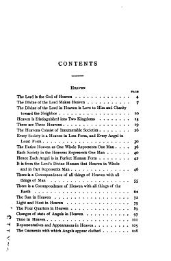 Swedenborg s Works  Heaven and Hell PDF