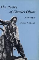 The Poetry of Charles Olson PDF