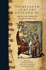 Authority and Resistance in the Age of Magna Carta