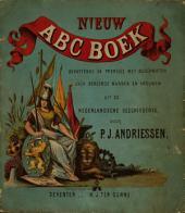 Nieuw ABC boek: bevattende 24 prentjes met bijschriften over beroemde mannen en vrouwen uit de Nederlandsche geschiedenis
