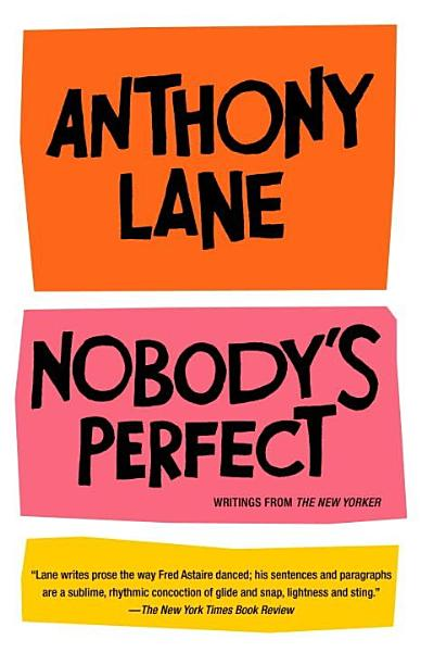 Download Nobody s Perfect Book