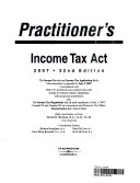 Practitioner's Income Tax Act 2007