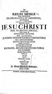 De eo, quod paganis olim de mediatore innotuit