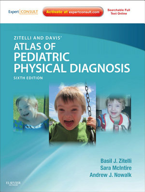Zitelli and Davis  Atlas of Pediatric Physical Diagnosis PDF