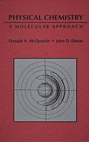 Physical Chemistry  A Molecular Approach PDF