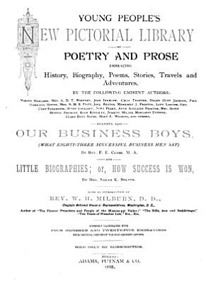 Young People s New Pictorial Library of Poetry and Prose