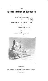 The Broad Stone of Honour: Morus