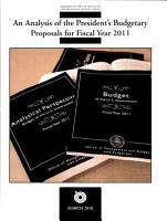An Analysis of the President s Budgetary Proposals for Fiscal Year 2011 PDF