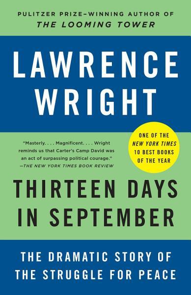Download Thirteen Days in September Book