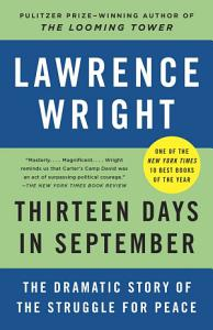 Thirteen Days in September Book
