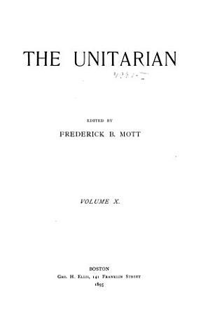 The Unitarian PDF
