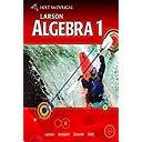 Algebra 1  Grades 9 12 Personal Student Tutor With Site License