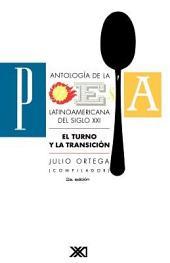 Antología de la poesía latinoamericana del siglo xxi: el turno y la transición