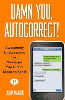 Damn You  Autocorrect  PDF