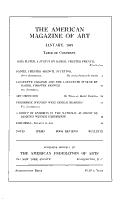 The American Magazine of Art PDF