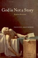 God Is Not a Story PDF