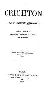 Crichton, roman traduit par A. Rolet