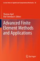 Advanced Finite Element Methods and Applications PDF