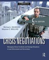 Crisis Negotiations PDF