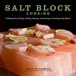 Salt Block Cooking Book