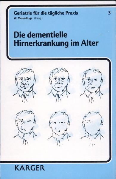 Die Dementielle Hirnerkrankung Im Alter