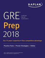 GRE Prep 2018 PDF