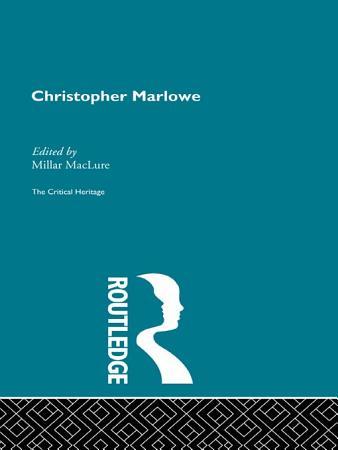Christopher Marlowe PDF