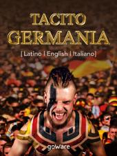 Germania. In latino, english, italiano
