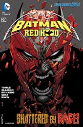 Batman and Robin (2011-) #20