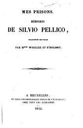 Mes prisons: Mémoires de Silvio Pellico