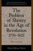 The Problem of Slavery in the Age of Revolution  1770 1823 PDF