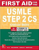 ISE First Aid for the USMLE Step 2 CS  6 E Book
