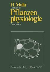 Lehrbuch der Pflanzenphysiologie: Ausgabe 2