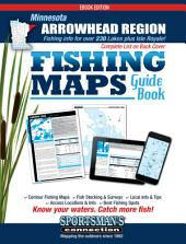 Minnesota - Arrowhead Region Fishing Map Guide