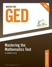 Master the GED: Mastering the Mathematics Test: Chapter 11 of 16, Edition 25