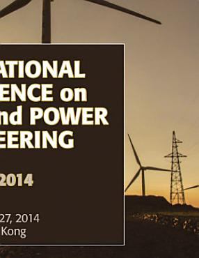 International Conference on Energy and Power Engineering  EPE2014  PDF