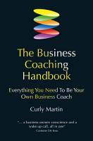 The Business Coaching Handbook PDF