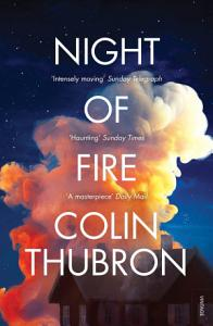 Night of Fire Book