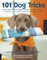 101 Dog Tricks PDF