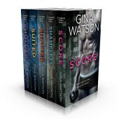 St. Martin Family Saga: Whiskey Cove (Box Set, Books 1-5): Erotic Romance