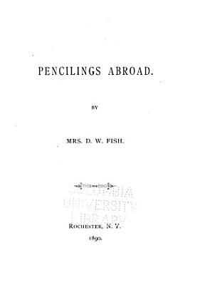 Pencilings Abroad PDF