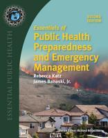 Essentials of Public Health Preparedness and Emergency Management PDF