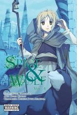 Spice and Wolf, Vol. 4 (manga)