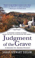 Judgment Of The Grave Book PDF