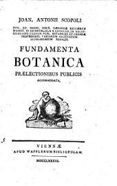 Fundamenta Botanica