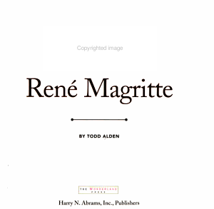 The Essential Ren   Magritte PDF