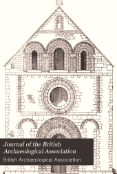 Journal of the British Archaeological Association: Volume 47