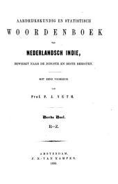 Aardrijkskundig en statistisch woordenboek van Nederlandsch Indie: bewerkt naar de jongste en beste berigten, Deel 3