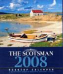 Scotsman Desktop Calendar 2008